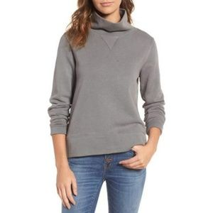 SALE! ❤Madewell Funnel Neck Sweatshirt